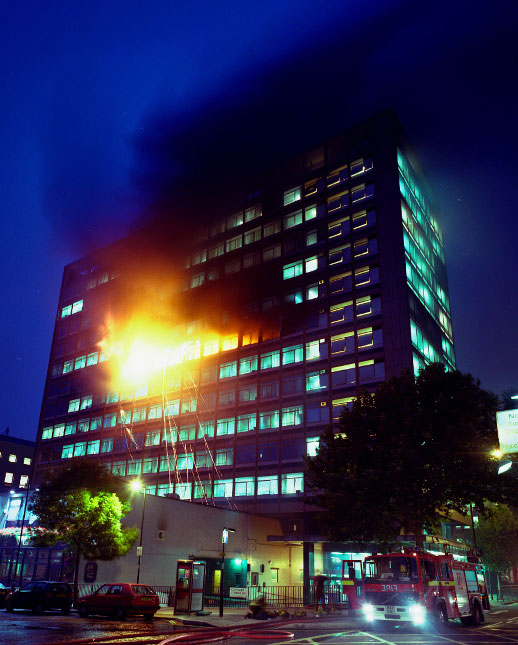 High Rise Fire Fighting Telstar House