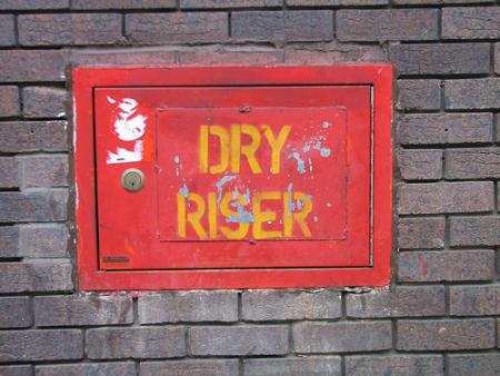High Rise Fire Fighting Dry Risers